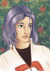 Runaway prince by RubusNessensis