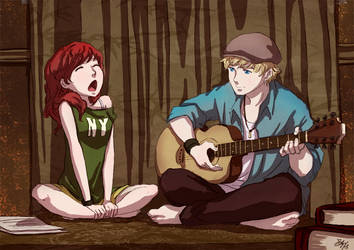 A Melody for Teddy by ClumsyBlunder