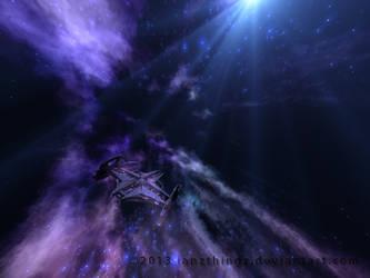 Space Wanderer by IanTP