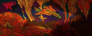 Hell Over Load dark is back time to evil by ganeshraja