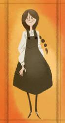 Vis Dev: The Girl by Kastia