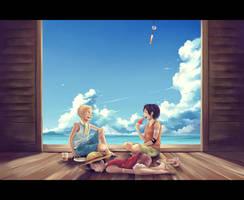 summer . , by megatruh