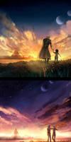 nostalgia for the light , by megatruh
