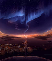 illuminate my heart, by megatruh