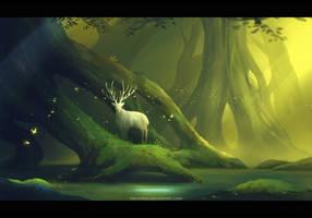 little greenwood by megatruh