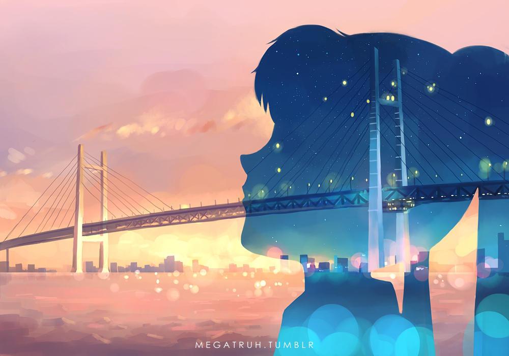 moonlight densetsu by megatruh