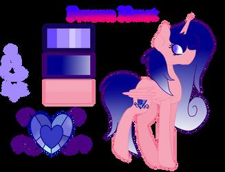 Frozen Heart Ref.Sheet by FrozenHeart32