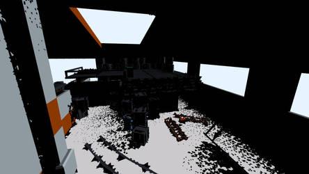 Shadow Test - Storehouse #2 by eelstork
