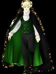 Draco's Halloween by asgaardian