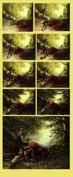 Wolf Invocation Process by yerduf