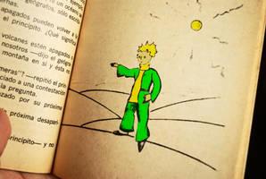 Le Petit Prince by davidhdz