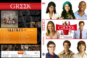 Greek S01 - DVD Cover by Natyvw