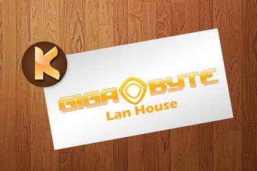 Logo - Giga Byte Lan House by Natyvw