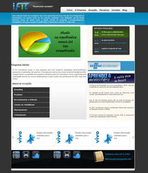 Website - iFit Consultoria Jr by Natyvw