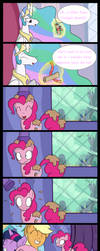 The missing party cannon by Pandramodo