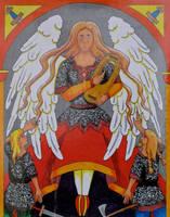 Kara the Valkyrie by Thorskegga