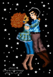 Contest Entry: Alan and Carly by Memenda-Seven