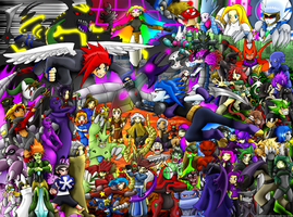 Massively Multiplayer Epic by Kirbopher15