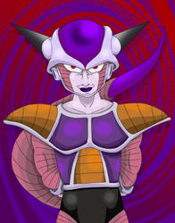 Lord Freeza by Kirbopher15