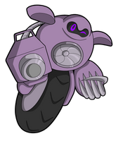 TOME: Sniperwheel by Kirbopher15