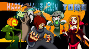 TOME: Halloween Costumes 2012 by Kirbopher15