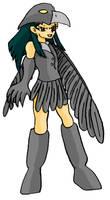 Ravenfreak by Kirbopher15