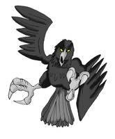 Demon Ravenfreak by Kirbopher15