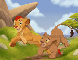 Mufasa isn't Kion's only grandfather by Panther85