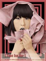 Yoon Eun Hye by zldz