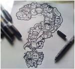Doodle '?' by zldz