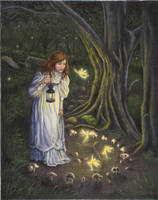 Fairy Ring by Garylovelace