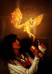 Fire by arekart