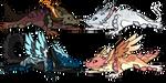 CLOSED FLATSALE - Bub Batch [Fengrin] by Dragonwolf360