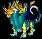 CLOSED OTA: Neptune [Fengrin] by Dragonwolf360