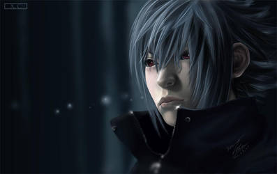 ::A storm is coming: Noctis :: by Cindiq