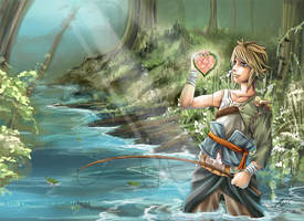 TP: Fishing for Hearts by Cindiq