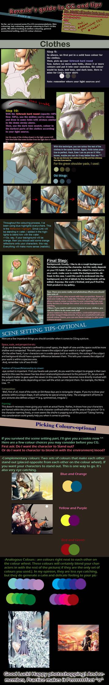 CG tutorial II by Cindiq