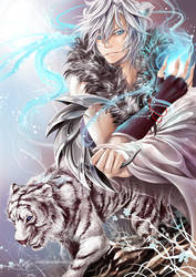 Tiger 2 by Cindiq