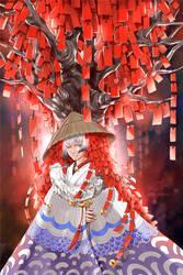 The Wish Granting Tree by Cindiq