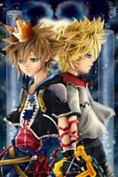 Fanart:::Kingdom Hearts:: by Cindiq