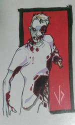 Zombie By VukoDlak ! by VuKoDlak-VD