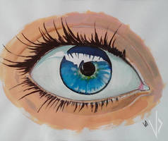 Oeil by VukoDlak ! by VuKoDlak-VD