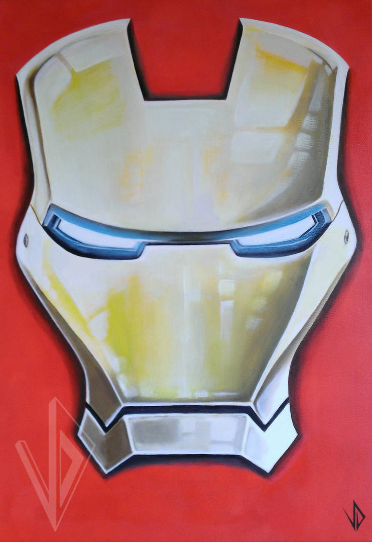 Peinture : IRON MAN 2 By VukoDlak ! by VuKoDlak-VD