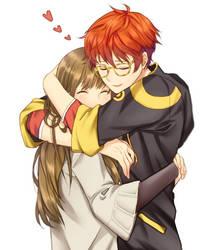 MM: Thank you for loving me by Otromeru