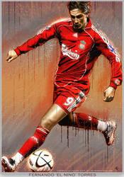 Fernando Torres by kitster29