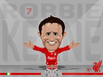 Robbie Keane by kitster29