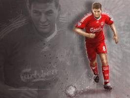 Steve Gerrard by kitster29