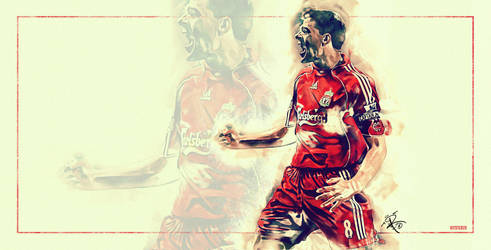 Free Gerrard Painting by kitster29