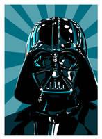 Darth Vader by kitster29