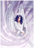 Raspberry Angel by kitster29